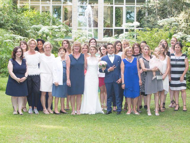Le mariage de Adrien et Christelle à Magny-en-Vexin, Val-d'Oise 42