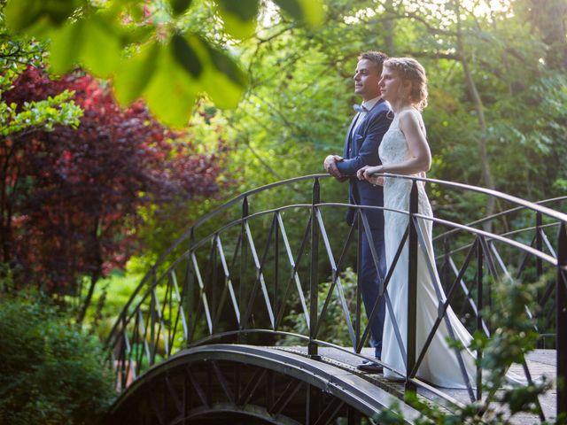 Le mariage de Adrien et Christelle à Magny-en-Vexin, Val-d'Oise 2