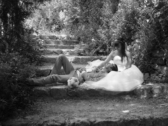 Le mariage de Steve et Vanessa à Bollène, Vaucluse 1