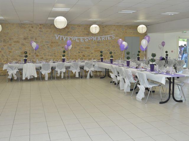 Le mariage de Steve et Vanessa à Bollène, Vaucluse 14