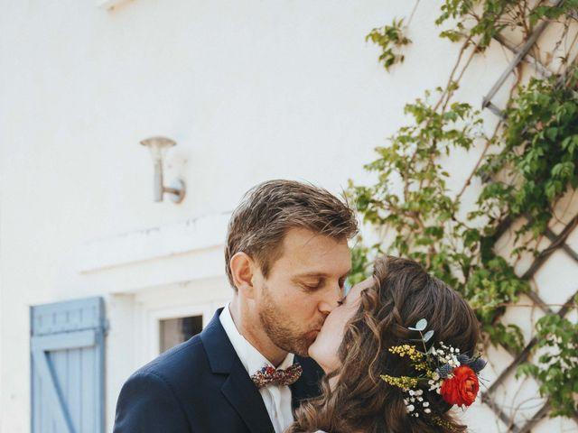 Le mariage de Nicolas et Célia à Villeneuve-les-Avignon, Gard 18