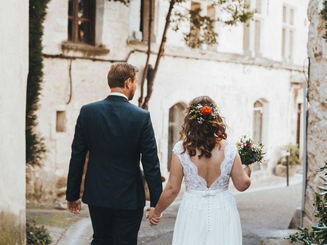 Le mariage de Nicolas et Célia à Villeneuve-les-Avignon, Gard 23