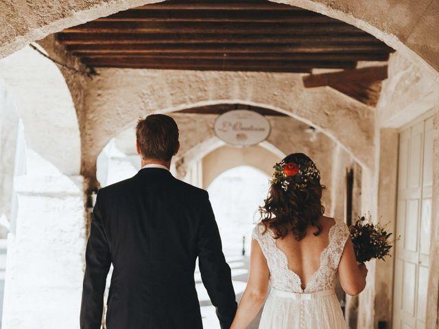 Le mariage de Nicolas et Célia à Villeneuve-les-Avignon, Gard 26
