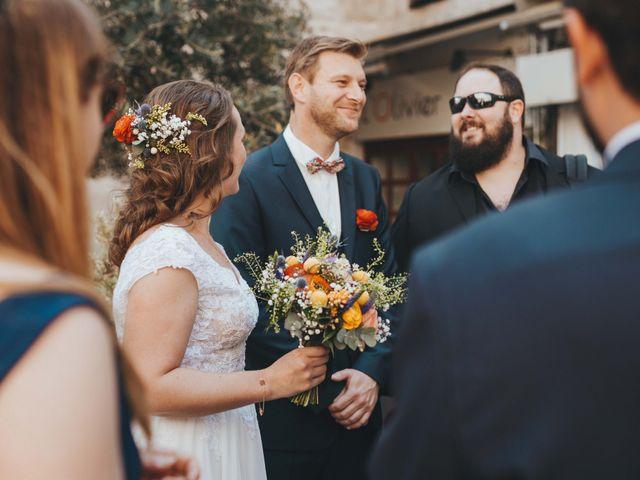 Le mariage de Nicolas et Célia à Villeneuve-les-Avignon, Gard 27