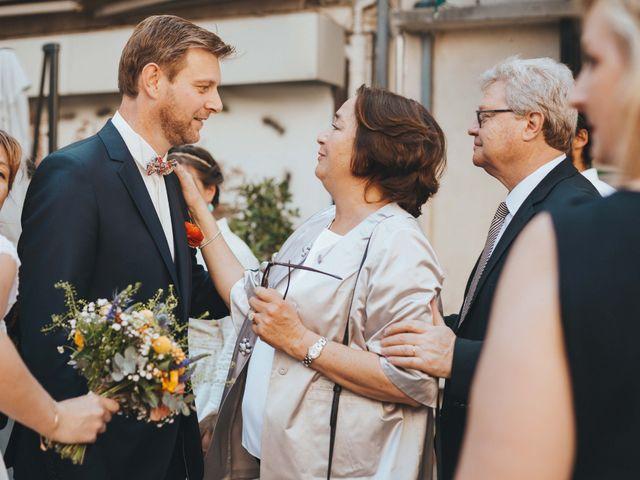Le mariage de Nicolas et Célia à Villeneuve-les-Avignon, Gard 29