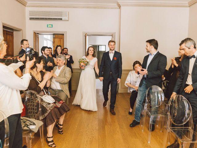 Le mariage de Nicolas et Célia à Villeneuve-les-Avignon, Gard 32