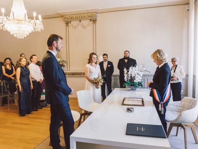 Le mariage de Nicolas et Célia à Villeneuve-les-Avignon, Gard 34