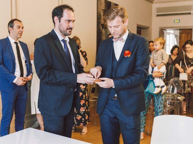 Le mariage de Nicolas et Célia à Villeneuve-les-Avignon, Gard 39