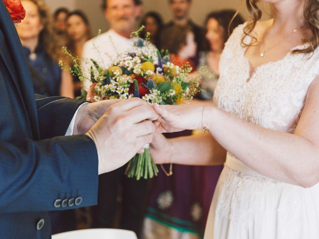 Le mariage de Nicolas et Célia à Villeneuve-les-Avignon, Gard 40