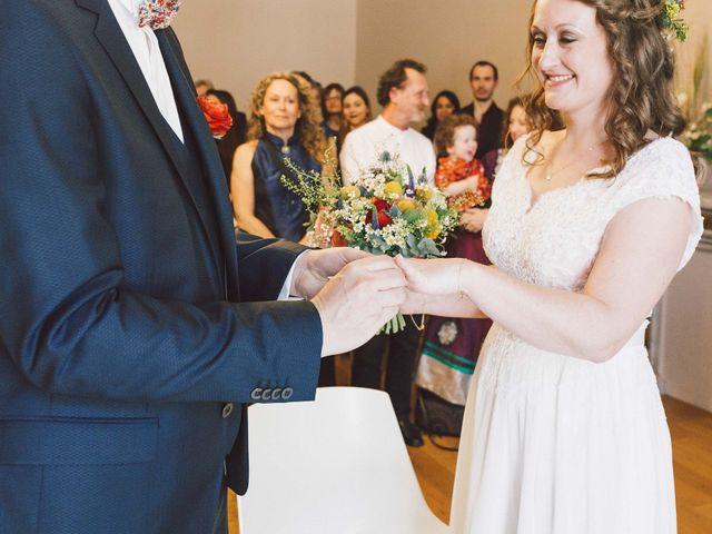 Le mariage de Nicolas et Célia à Villeneuve-les-Avignon, Gard 41
