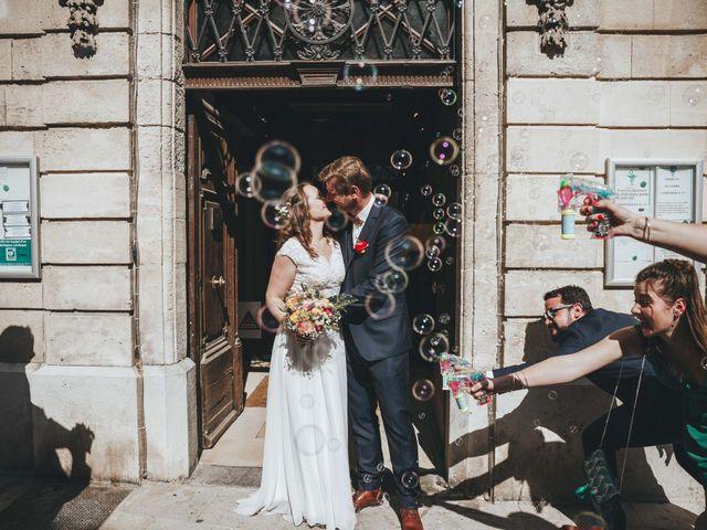 Le mariage de Nicolas et Célia à Villeneuve-les-Avignon, Gard 50
