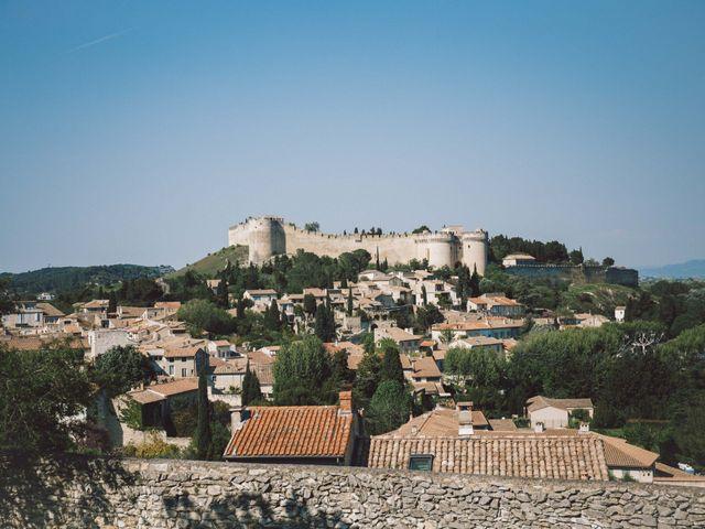 Le mariage de Nicolas et Célia à Villeneuve-les-Avignon, Gard 54