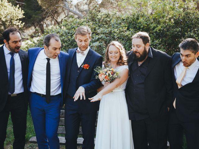Le mariage de Nicolas et Célia à Villeneuve-les-Avignon, Gard 56