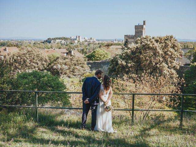 Le mariage de Nicolas et Célia à Villeneuve-les-Avignon, Gard 65