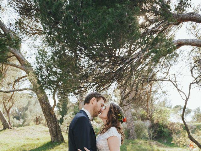 Le mariage de Nicolas et Célia à Villeneuve-les-Avignon, Gard 71