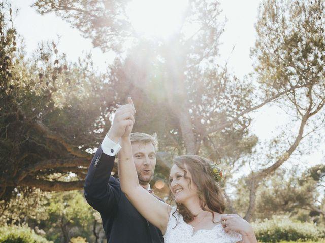 Le mariage de Nicolas et Célia à Villeneuve-les-Avignon, Gard 76