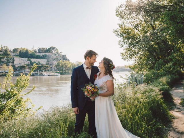 Le mariage de Nicolas et Célia à Villeneuve-les-Avignon, Gard 103
