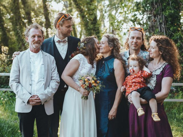 Le mariage de Nicolas et Célia à Villeneuve-les-Avignon, Gard 130