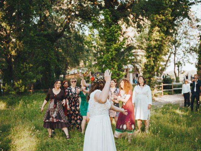 Le mariage de Nicolas et Célia à Villeneuve-les-Avignon, Gard 143