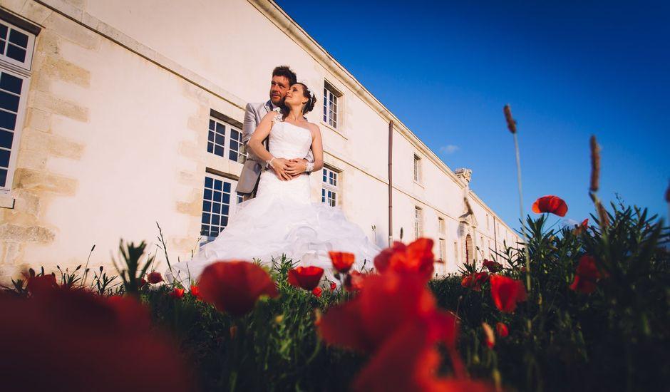 Le mariage de Sylvain et Lyse à Saint-Pierre-d'Oléron, Charente Maritime