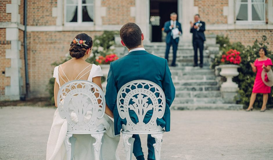 Le mariage de Marion et Thomas à Orléans, Loiret