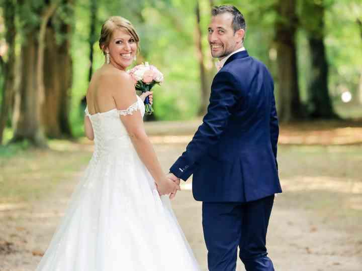 Le mariage de Audrey et Yvan