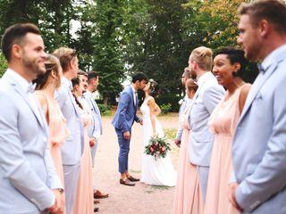 Le mariage de Charlène et Mickaël