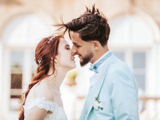 Le mariage de Alina et Heddi
