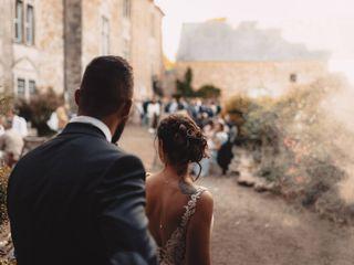 Le mariage de Pierre et Élodie