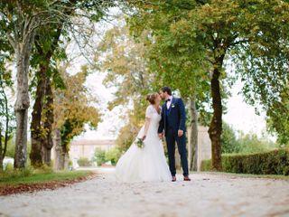 Le mariage de Julie et Michael