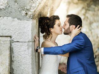 Le mariage de Jessica et Florian