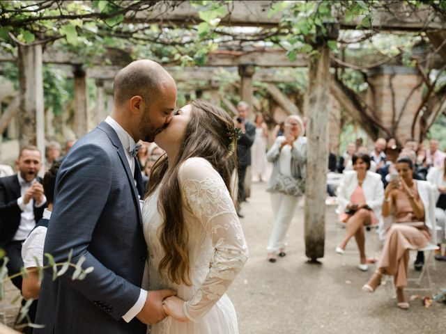 Le mariage de Marc Antoine et Julie