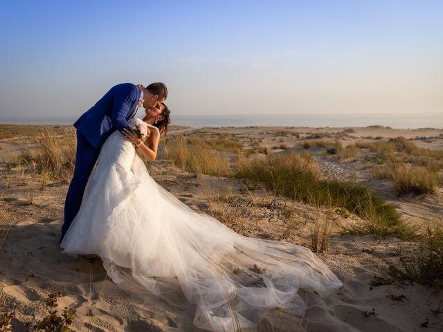Le mariage de Angelique et Mathieu
