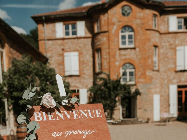 Le mariage de Matthieu et Aurore à Savigny, Rhône 3