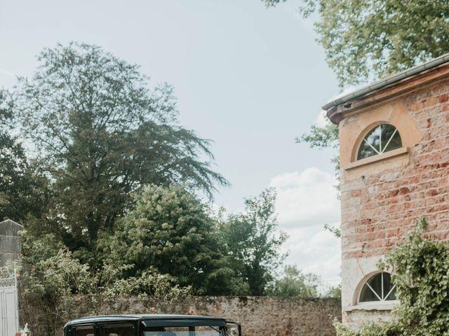 Le mariage de Matthieu et Aurore à Savigny, Rhône 4