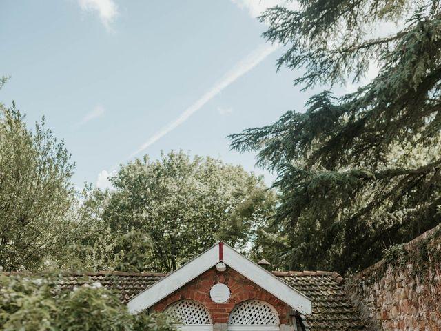 Le mariage de Matthieu et Aurore à Savigny, Rhône 5