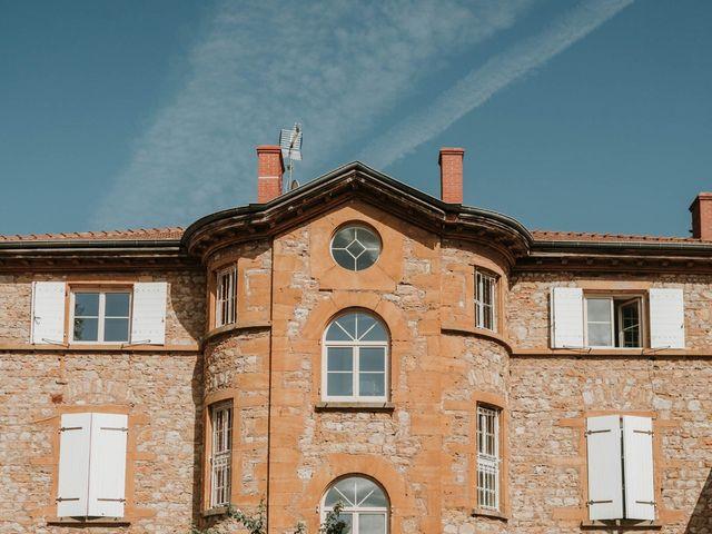 Le mariage de Matthieu et Aurore à Savigny, Rhône 7