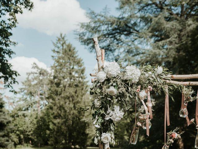 Le mariage de Matthieu et Aurore à Savigny, Rhône 11
