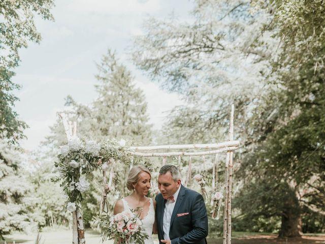 Le mariage de Matthieu et Aurore à Savigny, Rhône 16