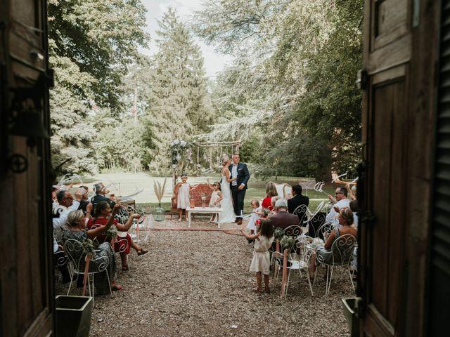 Le mariage de Matthieu et Aurore à Savigny, Rhône 33