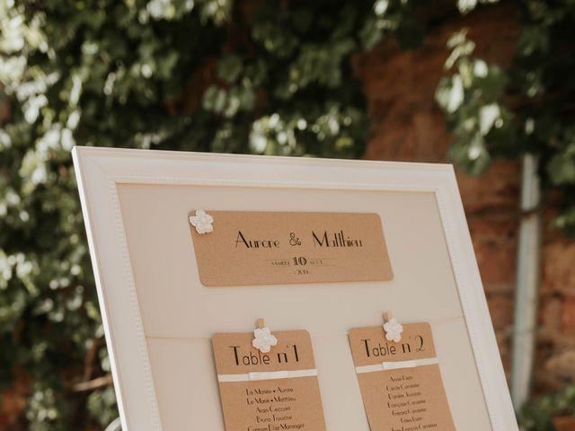 Le mariage de Matthieu et Aurore à Savigny, Rhône 40