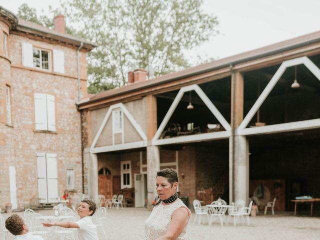 Le mariage de Matthieu et Aurore à Savigny, Rhône 75