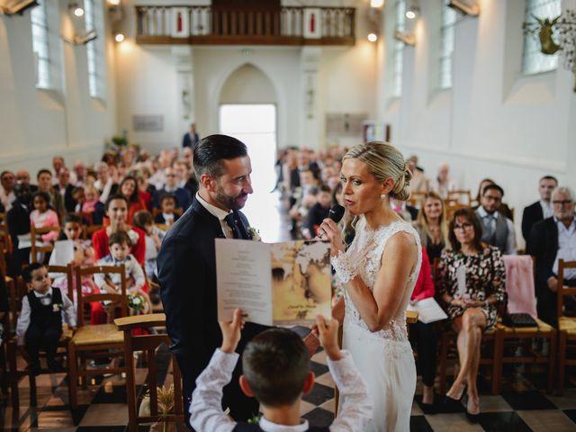 Le mariage de Christophe et Cindy à Le Maisnil, Nord 20