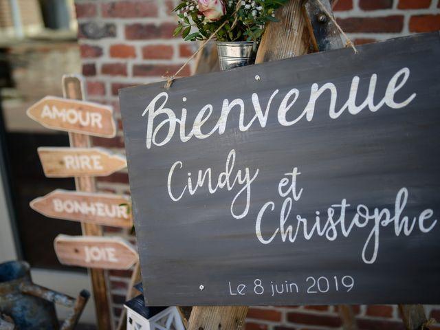 Le mariage de Christophe et Cindy à Le Maisnil, Nord 34