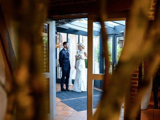 Le mariage de Christophe et Cindy à Le Maisnil, Nord 41