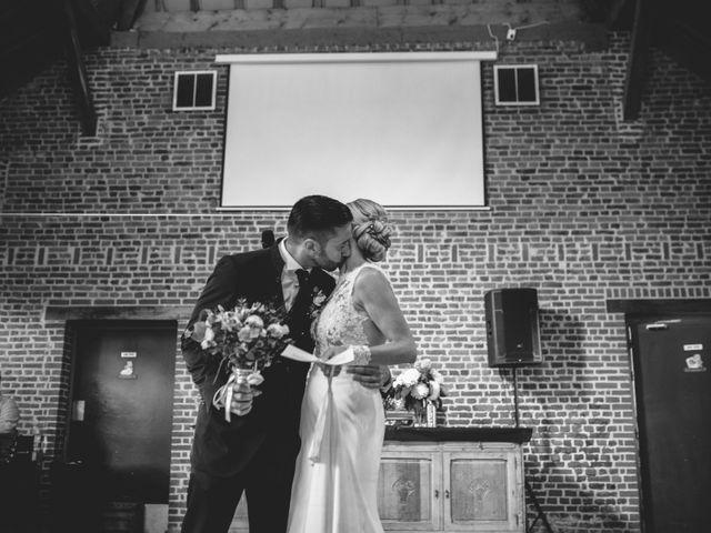 Le mariage de Christophe et Cindy à Le Maisnil, Nord 43