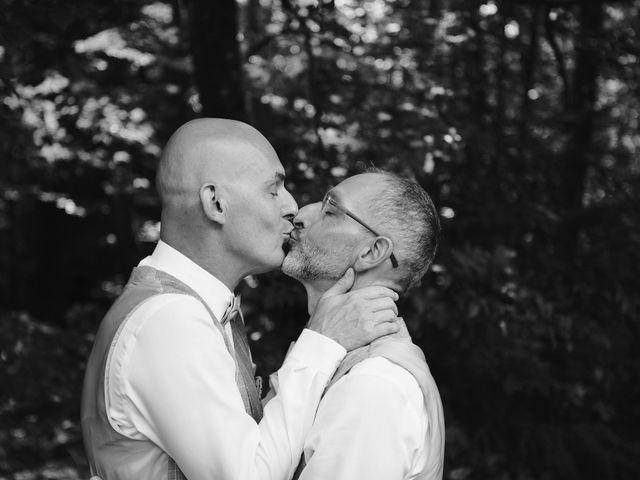 Le mariage de Laurent et Laurent à Neuve-Église, Bas Rhin 12