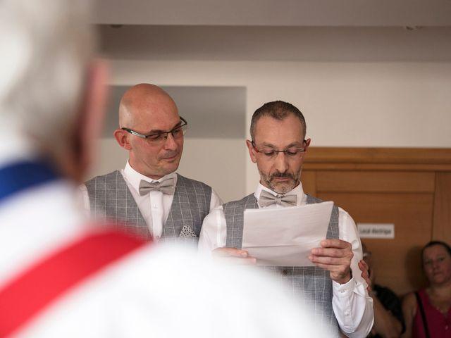 Le mariage de Laurent et Laurent à Neuve-Église, Bas Rhin 19