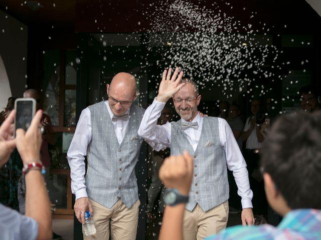 Le mariage de Laurent et Laurent à Neuve-Église, Bas Rhin 24