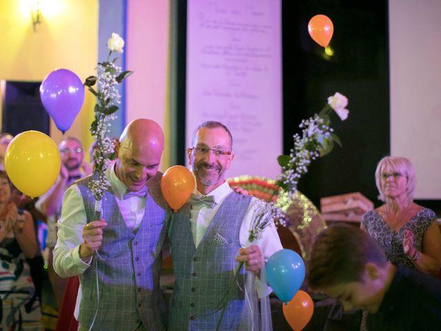 Le mariage de Laurent et Laurent à Neuve-Église, Bas Rhin 40